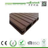 Preiswerter Garten Decking, Decking Board Plastic, Plastic Wood für Plattformen