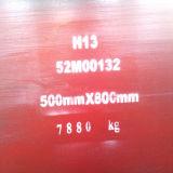 1.2436 Штанга плоской штанги стали специального инструмента D6 стальная
