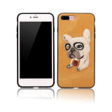 Hot Salts Embroidery Animals Cartoon for Phone CASE iPhone 7/7plus/X 8plus