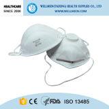 Medizinischer persönlicher schützender Respirator-nichtgewebte Atemschutzmaske