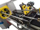 Lianqi stempelschneidene Drehmaschine/aufschlitzende Maschine/vier Rollenausschnitt-Maschinen
