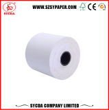 Papier thermosensible rendant résistant personnalisé par qualité facile de la taille trois d'impression