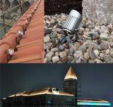 Aluminio Exterior de pared LED para iluminación de la ciudad de punto de luz