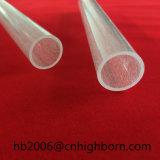Venda de fábrica Semi-Transparent Baibo Tubo de vidro de quartzo