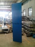 Fabrik-Preis-Farben-überzogene Stahlwand-Fliese/Platte/Blatt für Kenia