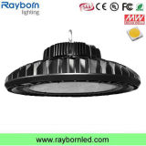 Sensor de Movimento Industrial 140lm/W 200W OVNI Lâmpada High Bay LED