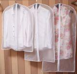 60*120cm, котор одежды освобождают мешок одежды, защитный чехол одежды PEVA пылезащитный организуют протектор платья пальто костюма перемещения