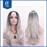Parte superiore brasiliana dei capelli della chiusura del Virgin poco costoso, Blonde superiore della chiusura del merletto, commercio all'ingrosso