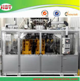 Botella de maquinaria de soplado de plásticos, productos químicos de la máquina de moldeo por soplado garrafa barril