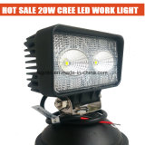 Indicatore luminoso fuori strada del camion del CREE LED di E-MARK 20W 4.5inch (GT1011B-20W)