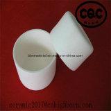 Crogiolo di ceramica dell'alta allumina di conducibilità termica