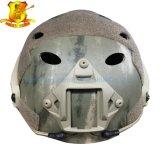 Paintballの作業のFgカラーのためのOPSのコア調節可能な戦闘戦術的で速いPJのタイプ保護競争のヘルメット