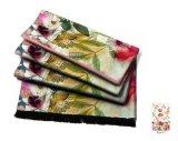 Mischblumenmuster-Seide-Schal färben