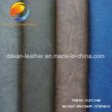 Superficie de cuero sintetizada de Yumbuck de los zapatos