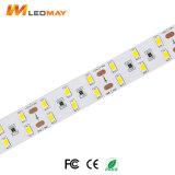높은 루멘 두 배 줄 5630 120LED/m 24V 유연한 LED 지구 점화