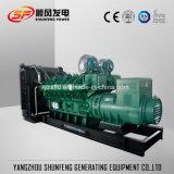 1500 квт электроэнергии дизельный генератор с двигателем Yuchai бесщеточный генератор переменного тока
