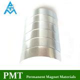 N30h de Magneet van het Neodymium van de Boog met Magnetisch Materiaal NdFeB voor Motor