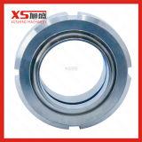 Conexão do Tubo de Aço Inoxidável Medidas Sanitárias SS316L DIN11850 Europeia