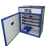 Machine automatique de Hatcher d'incubateur fournie par usine de 500 oeufs de poulet