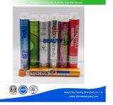 Пустая складная косметическая фармацевтическая пробка контейнера Skincare Cream алюминиевая упаковывая