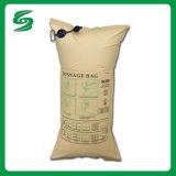 Los bolsos de aire del balastro de madera del papel de Brown Kraft se pueden imprimir con su insignia