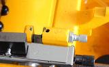 Pipe électrique modèle à extrémité élevé en métal filetant la machine 220V (SQ50)