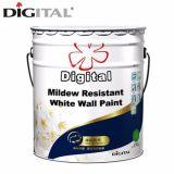 Дом эмульсии опрыскивания белый внутренняя окраска формулы на стену