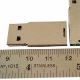 Chip all'ingrosso del USB del Wristband dei chip del USB del braccialetto di 1GB 2GB 4GB 8GB 16GB 32GB per l'azionamento del USB del PVC