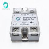 Le SSR-10AA 10une entrée 90V à 250V AC Sortie 24V à 240V AC monophasé relais SSR relais de l'état solide