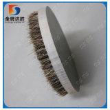 Base de PP de cabelo de cavalo para a limpeza da escova de disco