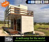 Wellcamp 2 de Villa van de Container van de Vloer met Veranda