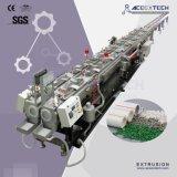 De HDPE de fibra de extrusão do tubo da linha de produção