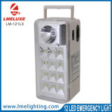 12pzas SMD LED linterna recargable