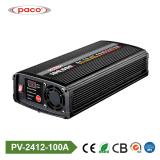 12DC 전원 변환 장치 100A 변환기에 디지털 표시 장치 변환기 24DC