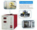 Ce y respuesta rápida ahorro de energía aprobada de la ISO estabilizador del regulador de voltaje de 10 amperios