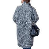 Form-Dame-beschichten im Freienkleidungs-Winter unten