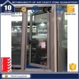 Het vaste Eenvoudige Openslaand raam van het Aluminium van het Ontwerp van de Grill van het Venster van het Ijzer