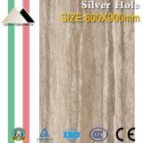 無光沢および磨かれた大理石の花こう岩の磁器のタイル(SD697002)