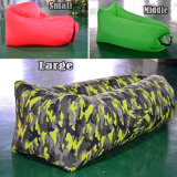 2017新しい到着の熱い販売のパターンおよびロゴの小型の空気寝袋の膨脹可能なAirbedのソファー