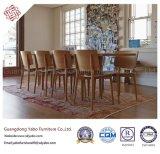 Los muebles artísticos del restaurante con muebles de la silla fijaron (YB-B-37)