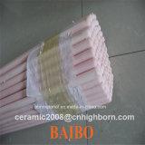 ピンクの高品質のアルミナの陶磁器の管