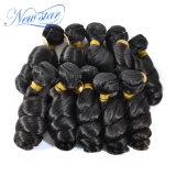 Оптовые дешевые китайские свободные человеческие волосы девственницы скручиваемости в большом части