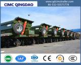 Cimc трейлер сброса с 3 Axles