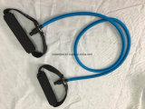 120cm Yoga Cuerda Fitness ejercicio de las bandas de resistencia elástica tubos