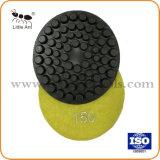 L'épaisseur 8 mm de forme plate Outil Tampon de polissage de diamants pour le béton.