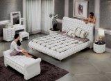 Зола древесины размера кинг подлинной кровать для
