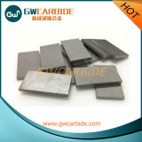 O carboneto de tungstênio descasca placas e barras