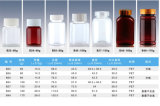 헬스케어 약 포장을%s 애완 동물 투명한 플라스틱 병이 100ml에 의하여 누전한다