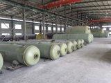 FRP de Chemische Industriële Ondergrondse Sceptische put van de Tank GRP
