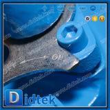 DidtekのフランジはWcbのレバーによって作動させる袖のプラグ弁を終了する